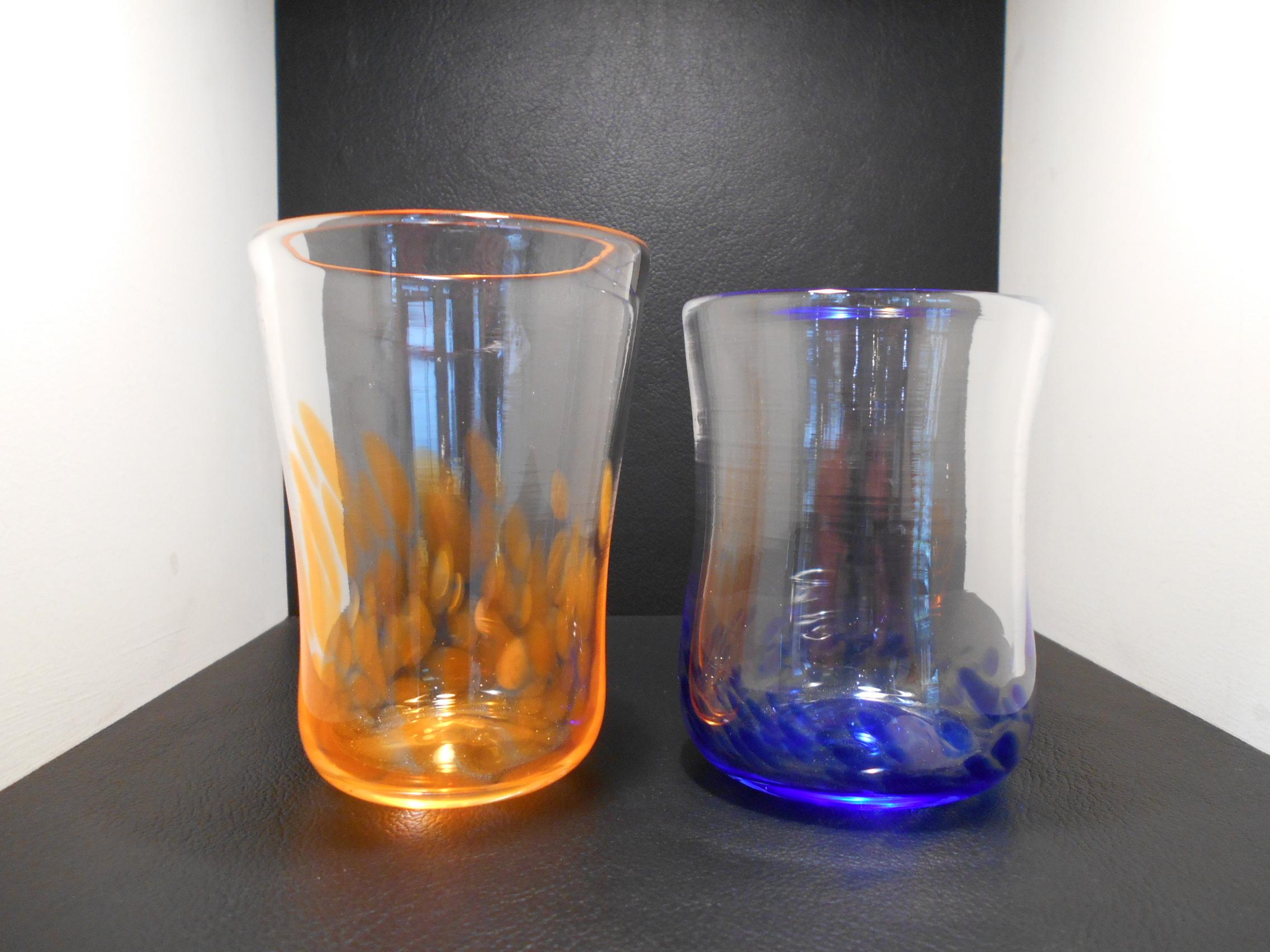 透明ガラスの吹きガラス体験開催について